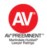 AV Preeminent lawyer ratings